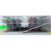 Shampoo Liquid Detergent Toothpaste Preparation and Production Storage Tanks Manufactures
