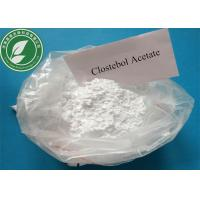 Anabolic Steroids Powder Clostebol Acetate For Muscle Building CAS 855-19-6 Manufactures