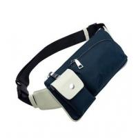 China Men waist bag with phone holder on sale