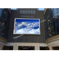 P20 outside large full color led display screen sign board for wall Mounted Manufactures