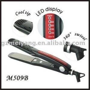 China M509B-professional Digital LED Ceramic Hair Iron on sale