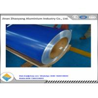 Customized Color Coated Aluminum Coil / Sheet Temper H14 H18 H24 H112 ISO Manufactures