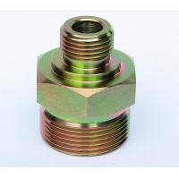 Zhejiang China manufacturer good quality hydraulic fitting thread male bsp adapter Manufactures