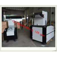 110-150kg/hr crushing capacity Plastic centralized Granulator/Soundproof plastic crusher via Hong Kong Manufactures