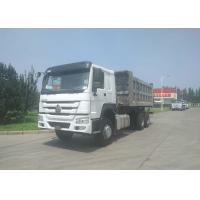 30T Sinotruk Howo Heavy Duty Dump Truck Chassis 12.00R20 Steel Tyre Manufactures