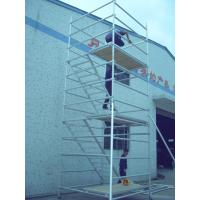 Outdoor Instant Upright Scaffolding , 48.3mm Diameter Layher Allround Scaffolding Manufactures