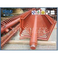 China Boiler Fired Boiler Parts Headers For Power Plant 12Cr1MoVG Carbon Steel on sale