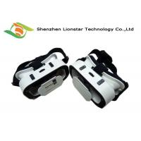 Adjustable Google Virtual Reality Smartphone Headset VR Tookit ABS Plastic Material Manufactures