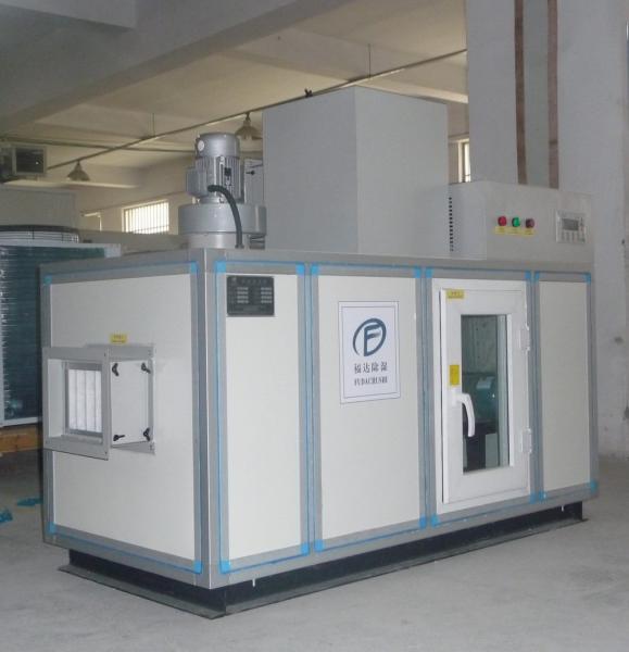 Stand Alone Desiccant Wheel Dehumidifier Dry Air Machine