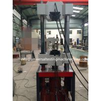 1000KN/100T servo hydraulic material testing equipments Manufactures
