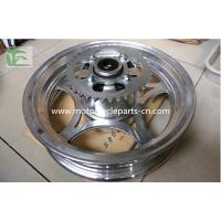 Alloy Rear Wheel Harley Davidson 50CC Motorcycle Parts in Carbon Steel Material Manufactures