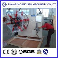 Plastic HDPE Pipe Winder Machine automation Winding Max 30m/min Manufactures