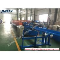 China Shelf System Upright Roll Forming Machine , Sheet Metal Forming Machine For Warehouse on sale