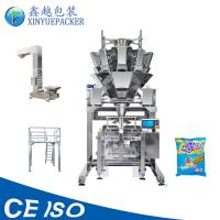 Multi Functional Multihead Weigher Packing Machine Pneumatic Driven Beans Packing Machine Manufactures