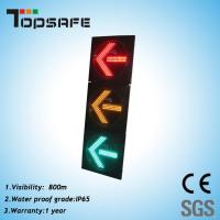 """400mm (16"""") Traffic Signal with 3-Arrow (TP-FX400-3-403) Manufactures"""