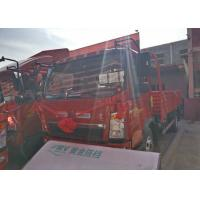 SINOTRUK HOWO 8 Tons Light Duty Trucks RHD 4X2 116HP Manufactures
