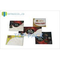 Reusable Zipper Fishing Lure Packaging Front Clear Back Printed Laminated Foil Layer Manufactures