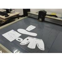 shoes paper pattern cutting plotting machine