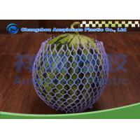 Light Weight Foam Bottle Sleeve Net Protective Packing For Fruit And Vegetables