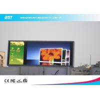 China SMD2727 Large Led video wall Display / outdoor led advertising screens power saving wholesale