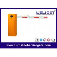China Folding Boom Automatic Car Park Barrier Electronic Barrier Gates Safety on sale