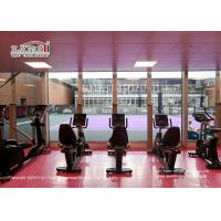 Elegant clear span Tent with aluminum frame used for multi-function gym Manufactures
