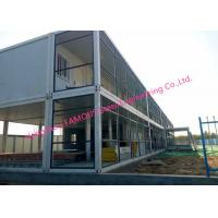 Economic Light Weight Prefabricated Steel Structure Pre-Engineered Building Prefab House for sale
