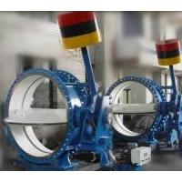 Quality Long Pattern Hydraulic Butterfly Check Valve Made By ASTM A216 GR WCB,PN16 for sale