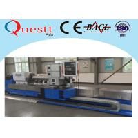 Double Head Industrial Laser Machine , Low Cost Texturing Laser CNC Machine Manufactures