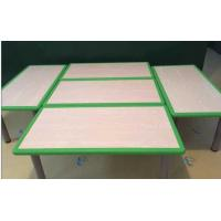 Quality Kindergarten Children Table And Chairs Top With PP Plastic ISO9001 for sale