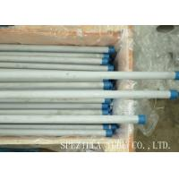 Buy cheap SA268 TP410 ferritic stainless steel UNS S41000 Stainless steel seamless tube from wholesalers