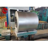 Zinc Coated Galvanized Steel Roll Iron And Steel 600mm-1250mm Width Manufactures