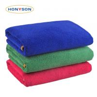 High-low Wool Microfiber Towel Manufactures