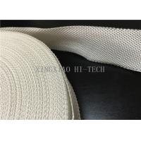 Fireproof Heat Resistant Insulation Tape E - Glass Fiber Smooth Surface Manufactures
