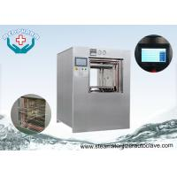 Large Steam Sterilization Sterilizer With  Door Safe System Used In Clinic and Hospital Manufactures