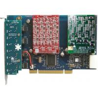 TDM800P Asterisk Card with 4FXO&4FXS Port for Call Center Manufactures