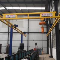 Light Duty KBK Overhead Crane Exported to Argentina Peru Brazil South America Manufactures