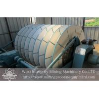 China Vacuum Ceramic Disc Filter Mineral Tailings Dewatering / Dehydration on sale