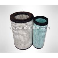 Good Quality Air Filter For ISUZU 14215203-0+1-14215217-0 For Sell Manufactures