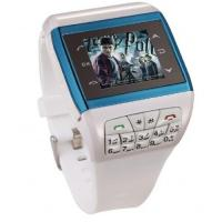China Q6 Watch Mobile Phone,Wrist Mobile Phone,1.3inch TFT 260k colored LCD touch screen watch m on sale