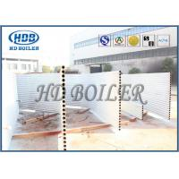 Positive Tolerance Premium Bare Tube Water Wall Panels For Waste Heat Recovery Boilers Manufactures