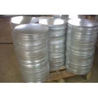 Quality 0.4mm to 5mm Mill Finished Aluminium Disc For Kitchen Ware 1050 1060 1100 3003 for sale