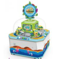 Buy cheap Fantasy Voyage Theme Mechanical Arcade Games , Family Entertainment Center from wholesalers