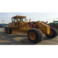 Used Motor grader CAT 140H with ripper for sale, Shanghai, China Manufactures