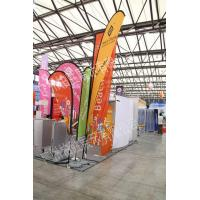 China Outdoor Flag Banner Stand on sale