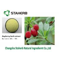 Myricetin 529-44-2 Bayberry Bark Extract Manufactures