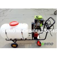 Four Wheeled Gasoline Pesticide Sprayer/Spraying Machine Agricultural Manufactures