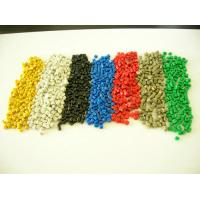 China Recycled Plastic Pelletizing Line Double Screw Extruder Wear Resistance on sale