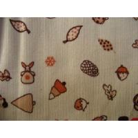 Printed Corduroy Fabric (HS630) Manufactures