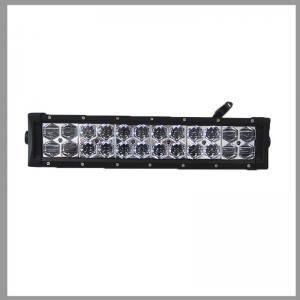 6D Straight Led Light Bar For Cars 6000K CE RoHS EMC Combo Driving Led Cree Light Bar Manufactures
